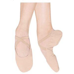 NWT Bloch Ballet Slippers